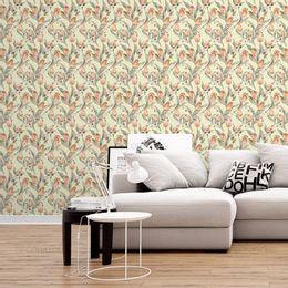 papel-de-parede-emaranhado-de-flores-nude