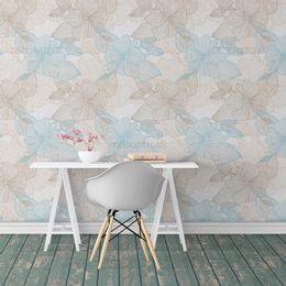 papel-de-parede-floral-com-riscos-branco