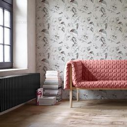 papel-de-parede-floral-em-petalas-suave-cinza
