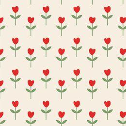 papel-de-parede-botoes-de-rosa-desenho-palha
