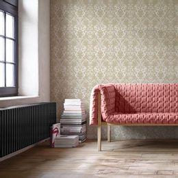papel-de-parede-vintage-arabesco-branco-e-fundo-bege