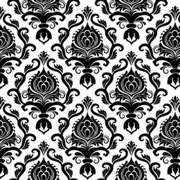 papel-de-parede-vintage-preto-e-branco