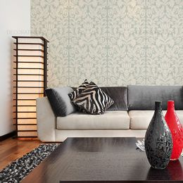 papel-de-parede-vintage-floral-verde-acinzentado