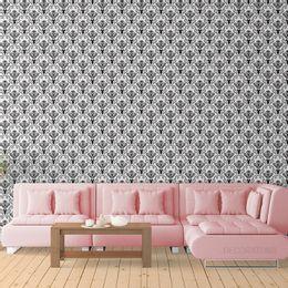 papel-de-parede-vintage-preto