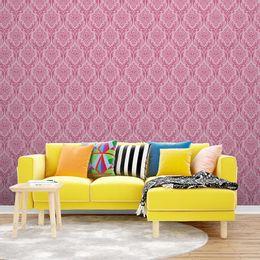 papel-de-parede-vintage-pink