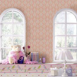 papel-de-parede-vintage-arabesco-rosa-com-desenhos-branco