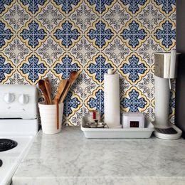 papel-de-parede-azulejo-espanhol-indigo-e-amarelo-ambar-azul-royal
