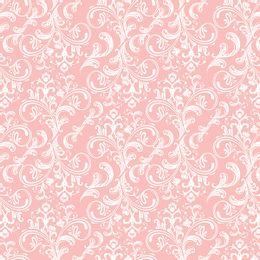 papel-de-parede-vintage-arabesco-rosa