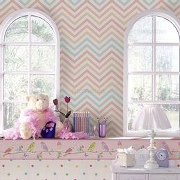 papel-de-parede-chevron-colorido