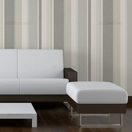papel-de-parede-listrado-vertical-creme-e-cinza