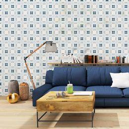 papel-de-parede-abstrato-quadrado-cantos-redondo-azul-claro