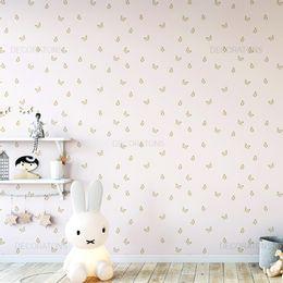 papel-de-parede-borboletas-delicadas-rosa-claro