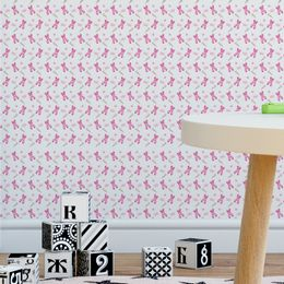 papel-de-parede-sapatinho-de-princesa-e-coroa-rosa