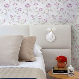 papel-de-parede-floral-fundo-cinza-moderno