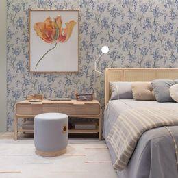 papel-de-parede-flores-azul-claro-moderna