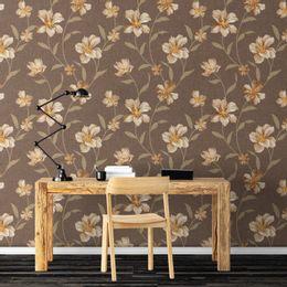 papel-de-parede-floral-arabesco-classico-marrom-pri68