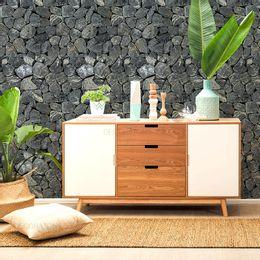 papel-de-parede-pedras-brutas-cinza