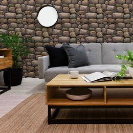 papel-de-parede-pedras-naturais-cartunizadas