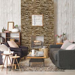 papel-de-parede-pedras-canjiquinha-em-filetes-marrom-rustica