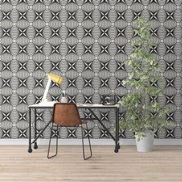 papel-de-parede-abstrato-zen-mandala-preto1