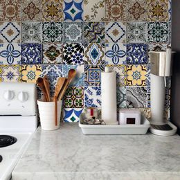 papel-de-parede-azulejo-geometrico-colorido1
