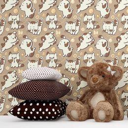 papel-de-parede-cachorrinho-chocolate1