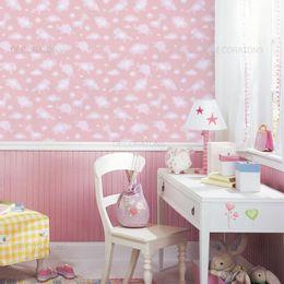 papel-de-parede-nuvens-de-bichinhos-rosa-claro1