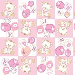 papel-de-parede-ursinhos-carinhosos-rosa-claro