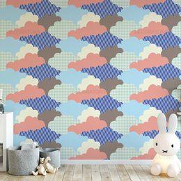 papel-de-parede-patchwork-nuvens-abstrato-colorido1