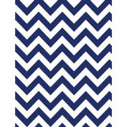 papel-de-parede-chevron-azul-marinho