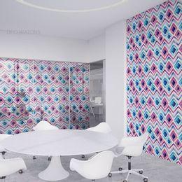 papel-de-parede-chevron-lilas-e-azul-lilas1