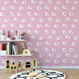 papel-de-parede-ovelhas-de-bolinhas-poa-rosa1