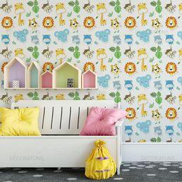 papel-de-parede-animais-fofinhos-colorido1