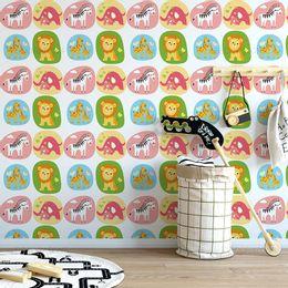papel-de-parede-animais-amaveis-colorido1