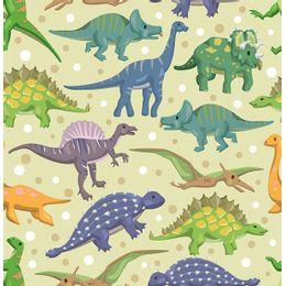papel-de-parede-dinossauros-pre-historicos-verde-musgo