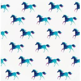 papel-de-parede-cavalos-peao-rodeio-azul-claro