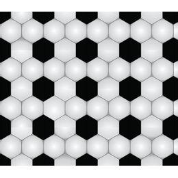 papel-de-parede-futebol-textura-de-bola-cinza