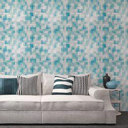 papel-de-parede-geometrico-degrade-turquesa1