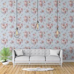 papel-de-parede-desabrochar-das-flores-azul-claro1