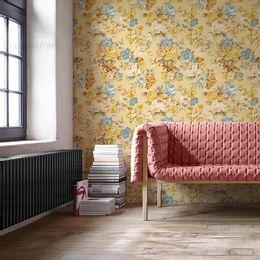 papel-de-parede-floral-jardim-suspenso-pessego1