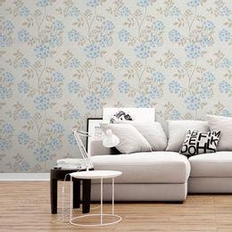 papel-de-parede-floral-claro-delicado-cinza1