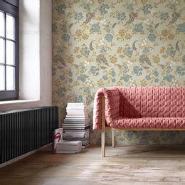 papel-de-parede-vintage-classico-floral-azul-cobalto1