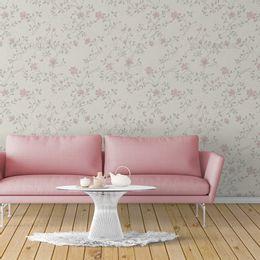 papel-de-parede-floral-rosas-delicada-creme