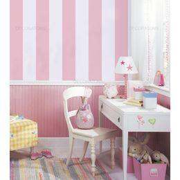 papel-de-parede-listrado-28cm-infantil-rosa-claro