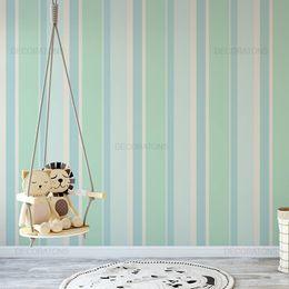 papel-de-parede-listrado-infantil-tons-de-verde