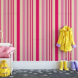 papel-de-parede-listrado-infantil-pink