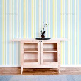 papel-de-parede-listrado-infantil-tons-pasteis-azul-e-amarelo