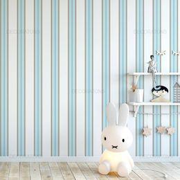 papel-de-parede-listrado-infantil-listras-finas-azul-claro-e-bege