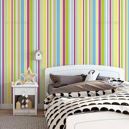 papel-de-parede-listrado-infantil-colorido-vibrante