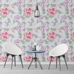 papel-de-parede-floral-cravos-azul-claro1